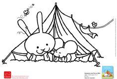 Kamperen met Fien en Milo Happy Campers, Snoopy, Warm, Disney, Fictional Characters, Play, Education, Google, Fantasy Characters