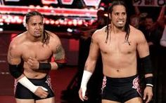 The Uso's are a very talented tag team which the WWE has been lacking for quite some time now. There look is great and this team could be huge for renovating the tag team division.