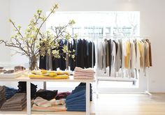Bassike store by Akin Creative, Melbourne » Retail Design Blog