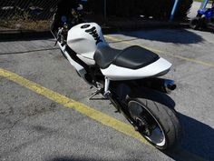 Used 2005 Suzuki GSX-R600 Motorcycles For Sale in Florida,FL. 2005 SUZUKI GSX-R600, 2005 Suzuki GSX-R 600, $4950.00. Stretched and lowered, yoshimura exhaust, custom mirrors, new front tire, just serviced, Must See, Excellent Condition, 75 motorcycles to choose from. Special motorcycle financing is available even with a low credit score, Visit Prime Motorcycles at 1045 North US Hwy.17-92 Longwood, Florida 32750. Hours: 9-5 Tues. thru Sat. After hours appointments are also accepted, Please…