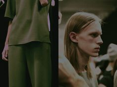 photography DONALD GJOKA    #luciovanotti    #donaldgjoka    #fashion    #backstage