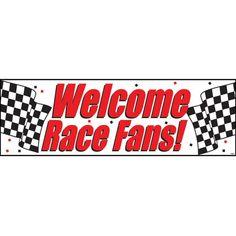 Giant Race Banner