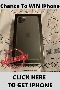 How to Win a free iPhone 11 from apple? Get a free 11 . Get a free phone upgrade with this Right now you can enter for the chance to win an 11 ! Receive the brand new 11 upon sign-up! Check My Site for more info. Get Free Iphone, New Iphone, Apple Iphone, Iphone Cases, Win Phone, Free Phones, Your Life, How To Apply, Brand New