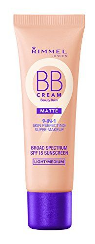 Rimmel Match Perfection BB Cream Foundation Matte 1 Fluid Ounce from agelesspills.com
