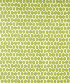 Shop Waverly Seeing Spots Wasabi Fabric at onlinefabricstore.net for $15.2/ Yard. Best Price & Service.