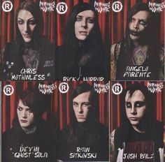 motionless in white funny - Google Search