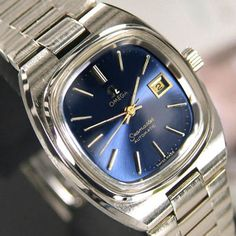 SWISS WOMEN'S RARE VINTAGE OMEGA SEAMASTER AUTOMATIC WATCH - http://menswomenswatches.com/swiss-womens-rare-vintage-omega-seamaster-automatic-watch/ COMMENT.