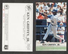 Ken Griffey Jr. 1992 Colla Collection Postcard GIN 3333 + free shipping!