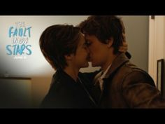 kiss, tfios, and love image Fault In The Stars, Under The Stars, Hazel And Augustus, Movie Kisses, John Green Books, Augustus Waters, Dear Best Friend, Sad Movies, Star Quotes