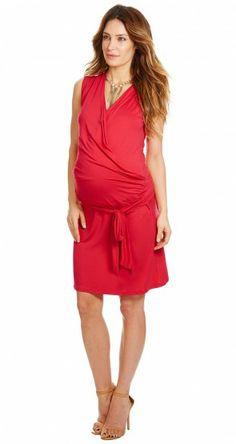 858c6dfc5a7 Envie de Fraise - Robe grossesse. Robe Allaitement ...