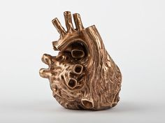 Barbora Mastrlova I Feel It Anatomical Heart Sculpture (3)