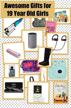Gift Ideas For 19 Year Old Girls