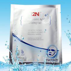 10 unids Ácido Hialurónico Mascarilla Hidratante Para Blanquear La Piel Contra El Envejecimiento Cuidado de La Cara Peeling Belleza Acné Tratamiento