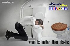 Wood is better