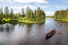 Latest Tweets / Twitter Lutheran, Finland, Old Things, River, Mood, Country, Architecture, Twitter, Outdoor
