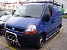 #Renault #Master 2004 - 2010 #Chrome Axle Nudge A-Bar, #BullBar   #eBay