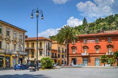 The Square of Santa Restituta in Sora, Italy.