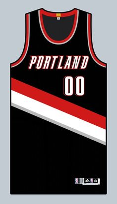 18 Best Trail Blazers images  ab034eecafd