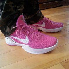 Nike Kobe 6 Breast Cancer