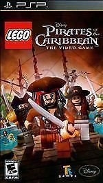 LEGO Pirates of the Caribbean: The Video Game (PlayStation Portable, Wii Games, Xbox 360 Games, Playstation Games, Earth Defense Force 5, Pirate Lego, Ps4 Or Xbox One, Playstation Portable, Nintendo, Caribbean Carnival
