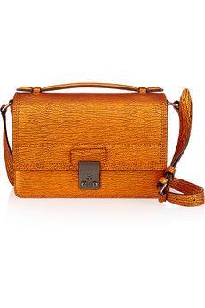 3.1 Phillip Lim The Pashli Mini Messenger leather shoulder bag | NET-A-PORTER