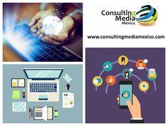 MANEJO DE REDES SOCIALES Y ESTRATEGIAS MARKETING DIGITAL. El marketing digital ofrece un amplio abanico de canales para desarrollar estrategias y llegar a tu público meta. Algunos de ellos son los blogs, las redes sociales y las páginas web, entre otros recursos. En CONSULTING MEDIA MÉXICO te asesoramos para elegir la mejor opción, según tus objetivos. Si deseas más información, te invitamos a llamar al teléfono (55)55365000. #lamejoragenciadigital Marketing Digital, Single Wide, Goals