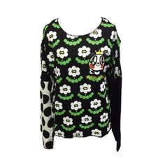 SUPER LOVERS,Flower Garden Punk Long Sleeve T-shirt,APPAREL  listed at CDJapan! Get it delivered safely by SAL, EMS, FedEx and save with CDJapan Rewards!