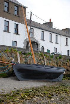 A hooker, Galway Ireland