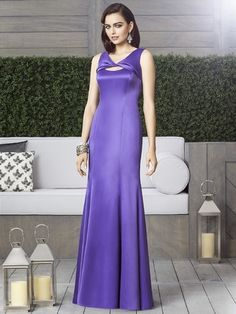 Shop Dessy bridesmaid dresses in a wide range of styles, colors, and sizes. Browse our online collection and find the perfect bridesmaid dress to make the big day extra special. Rush shipping available! Dessy Bridesmaid Dresses, Bridesmaids, Fashion Dresses, Formal Dresses, Dresses 2016, Collection, Spring 2014, Wedding Ideas, Purple Wedding