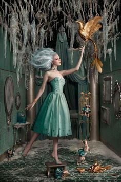 Ransom & Mitchell #faerie