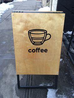 Sweatshop Coffee Shop, Brooklyn