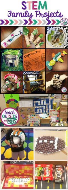STEM Family Projects: When Your Kids Beg for Homework! | STEM Challenges | STEM Activities