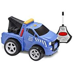 Black Friday 2014 Kid Galaxy Soft and Squeezable Radio Control Tow Truck from Kid Galaxy Cyber Monday Remote Control Toys, Radio Control, Toddler Boy Toys, Play Vehicles, Toy Trucks, Fine Motor Skills, Kids, Blue, Rc Toy