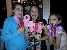 My lil crafters