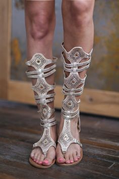 Making My Way To You Gladiator Sandals - Beige - Closet Candy Boutique Strappy Sandals, Slide Sandals, Black Sandals, Gladiator Sandals, Peep Toe Heels, Shoes Heels, Flats, Sold Out Sign, Taupe