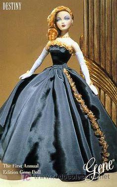 Muñecas Modernas: Espectacular GENE MARSHALL (Destiny), de Ashton Drake. Fashion doll creada por Mel Odom. - Foto 5 - 24590809
