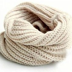 NIP Infinity Scarf New in package beige infinity neck scarf. Accessories Scarves & Wraps