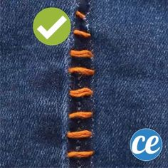 Exceptional 100 sewing hacks tips are available on our internet site. Take a look and you wont be sorry you did. Couture Main, Diy Couture, Couture Sewing, Sewing Hacks, Sewing Tutorials, Sewing Crafts, Sewing Tips, Basic Sewing, Sewing Online