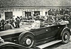 Kralj Aleksandar u Gornjem Milanovcu - King Alexander of Yugoslavia in Gornji Milanovac