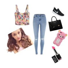 """""""ariana style"""" by kayab123 on Polyvore"""
