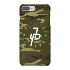 Jake Paul Bape Camo Blue 2 iphone case