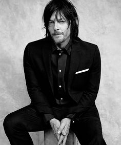 Norman Reedus Speaks Candidly about Daryl's Emotional Journey on 'The Walking Dead' – Fan Fest The Boondock Saints, Daryl Dixon, Daryl Twd, Norman Reedus, Mingus Reedus, Beautiful Men, Beautiful People, Today Images, Michael Williams