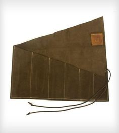 Seude Tool Roll by Red Clouds Collective on Scoutmob Shoppe