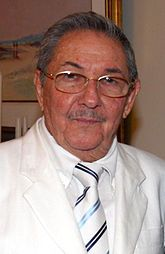 Presidente de Cuba, Raúl Castro, visita Salvador.jpg