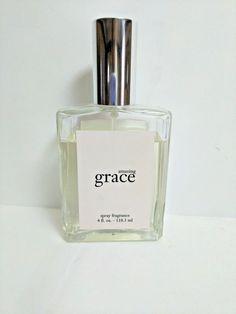 #PhilosophyAmazingGrace 4 oz  Women's Spray Fragrance  #Philosophy