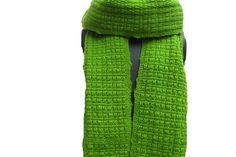 Knitted scarf/knit scarf/ scarf/ muffler/ unisex scarf/ green muffler/ woolen muffler/ gift scarf/gift item. unisex scarf men scarf woolen scarf scarves for women winter scarf woolen muffler scarves for men muffler christmas gift long muffler green scarf green muffler muffler for men 18.00 USD #goriani