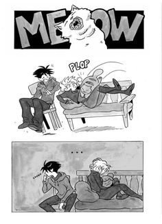 Risky Business: A Batcat Short (Page 5 of by on DeviantArt Gotham Bruce And Selina, Only Teen, Risky Business, Lex Luthor, Teen Titans, Catwoman, Dc Comics, Marvel, Fan Art