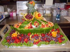 Wedding Fruit Displays Photo Gallery Photo Of A Fruit