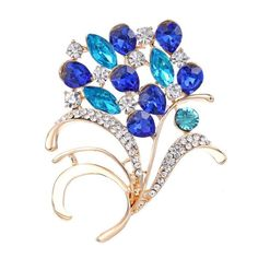 Classic Crystal Brooch   #Thank #You #Sale