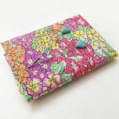 Garden Wonderland (pink, yellow) - Liberty Mini Single (9x12 inches)